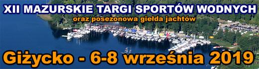 Mazurskie Targi Sportow Wodnych