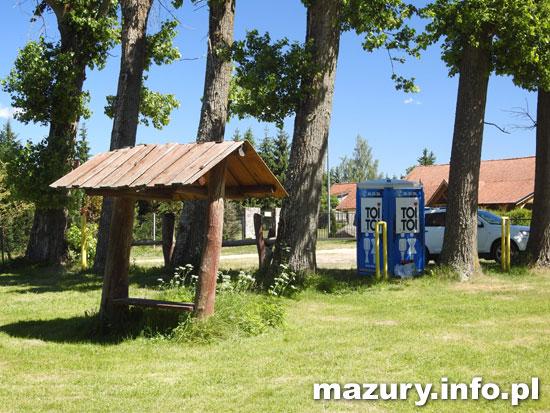 Plaża gminna - Rydzewo