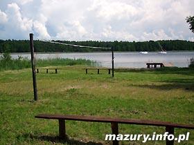 Plaża gminna Bogaczewo k. Giżycka