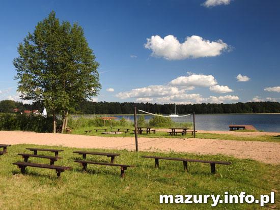 Plaża gminna Bogaczewo