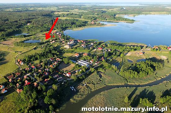 Najnowsze Agroturystyka i Łowisko specjalne - Ogonki k. Węgorzewa - MAZURY ZB93