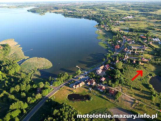 Tylko na zewnątrz Agroturystyka i Łowisko specjalne - Ogonki k. Węgorzewa - MAZURY EZ98