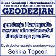 GEODETA UPRAWNIONY